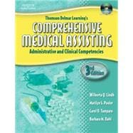 Thomson Delmar Learning's Comprehensive Medical Assisting: Administrative & Clinical Competencies