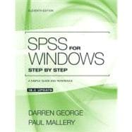 SPSS for Windows Step by Step : A Simple Guide and Reference 18. 0 Update