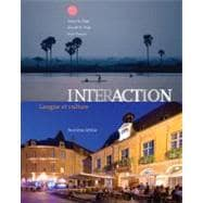 Interaction Langue et culture (Book Only)