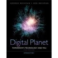 Digital Planet Tomorrow's Technology and You, Introductory