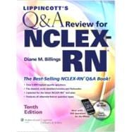 Lippincott's  Q&A Review for  NCLEX-RN�