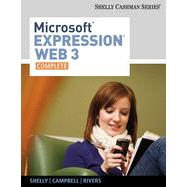 Microsoft Expression Web 3: Complete, 1st Edition