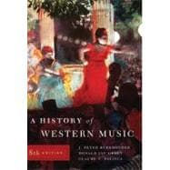 A History in Western Music