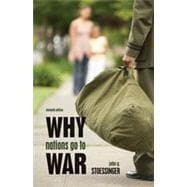 Why Nations Go to War, 11th Edition