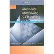 Interactive Resource CD for Ivey/Ivey/Zalaquett's Intentional Interviewing and Counseling: Facilitating Client Development in a Multicultural Society, 7th