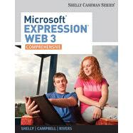 Microsoft� Expression Web 3: Comprehensive, 1st Edition