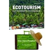 Ecotourism and Sustainable Development, Second Edition : Who
