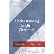 Understanding English Grammar Plus NEW MyCompLab -- Access Card Package