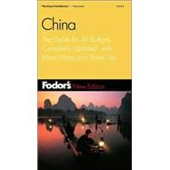 Fodor's China, 3rd Edition