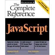 JavaScript : The Complete Reference
