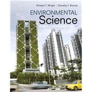 Environmental Science: Toward A Sustainable Future, 13/e