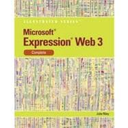 Microsoft� Expression Web 3: Illustrated Complete, 1st Edition