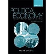 Political Economy The Contest of Economics Ideas