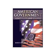 American Government 2002 : Continuity and Change