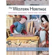 Western Heritage Since 1300, The,  Plus NEW MyHistoryLab with eText -- Access Card Package