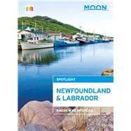 Moon Spotlight Newfoundland and Labrador 9781631211287R