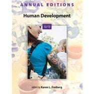 Annual Editions: Human Development 12/13