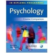 IB Psychology Course Companion International Baccalaureate Diploma Programme