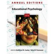 Annual Editions: Educational Psychology 12/13