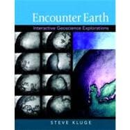 Encounter Earth Interactive Geoscience Explorations