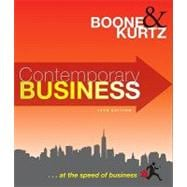 Contemporary Business, 14th Edition