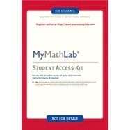 Mymathlab Mystatlab Student Access Card