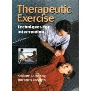 Therapeutic Exercise Techniques for Intervention