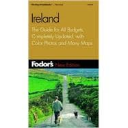 Ireland : The Guide for All Budgets, Completely Updated, with Color Photos and Many Maps