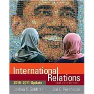 International Relations Brief: 2010-2011 Update