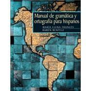 Manual de gramática y ortograf�a para hispanos