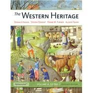 Western Heritage The,  Volume A Plus NEW MyHistoryLab with eText -- Access Card Package