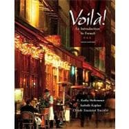 Voila! An Introduction to French (with Audio CD)