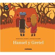 Hansel y Gretel/ Hansel and Gretel 9788491011316R