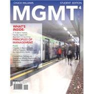 MGMT4 (with Management CourseMate with eBook Printed Access Card)