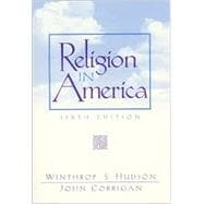 Religion in America : An Historical Account of the Development of American Religious Life