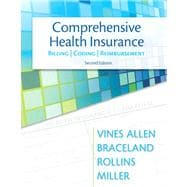 Comprehensive Health Insurance Billing, Coding & Reimbursement Plus NEW MyHealthProfessionsLab with Pearson eText -- Access Card Package