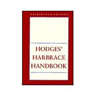 HARBRACE HANDBOOK 13E-UNREVISED VER