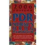 Pdr Nurse's Drug Handbook 2006