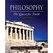 Philosophy : The Quest for Truth