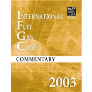 2003 International Fuel Gas Code Commentary