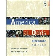America at Odds Alternate Edition