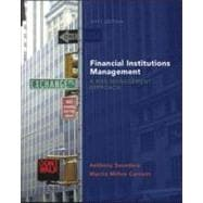 Financial Institutions Management: A Risk Management Approach with S&P card
