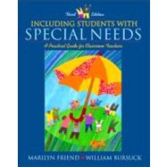 Including Students with Special Needs : A Practical Guide for Classroom Teachers, MyLabSchool Edition