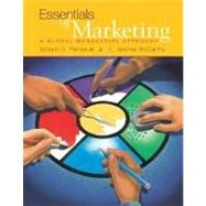 Essentials of Marketing Student Package #1(Text, Student CD, PowerWeb, & Applications in Basic Marketing '02-'03)