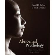 Cengage Advantage Books: Abnormal Psychology An Integrative Approach
