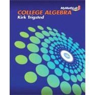 MyMathLab for Trigsted College Algebra -- Access Card