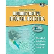 Thomson Delmar's Learning's Administrative Medical Assisting