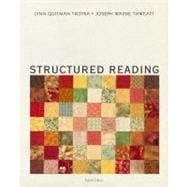 Structured Reading (with NEW MyReadingLab Student Access Code Card)