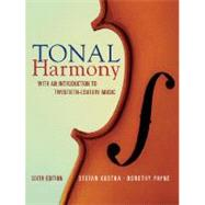 Tonal Harmony