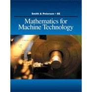 Mathematics for Machine Technology, 6th Edition